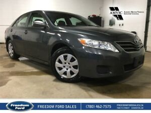 2010 Toyota Camry Air Conditioning, Auxiliary Audio Input