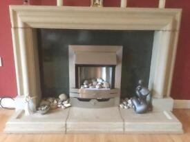 Fire surround & fire
