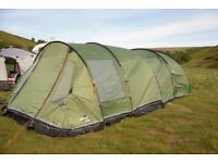 vango icarus 500 tent plus extension