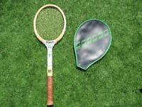 WILSON CHRIS EVERT PROFESSIONAL CHAMPION RACKET WITH CASE