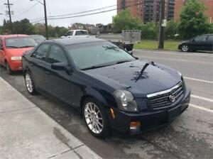 2007 Cadillac CTS, 3.6 Litre