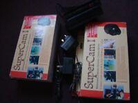 CC TV Cameras - Video activator - Date time module