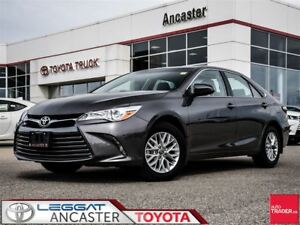 2017 Toyota Camry LE - UPGRADE PACKAGE WITH ONLY 4468 KMS !!!
