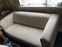 FREE Ikea Cream Colour Sofa!