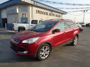 2013 Ford Escape SEL 2.0L 4CYL 6SPD AUTO ONLY 76458KMS