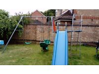 TP Swing and slide set - Hedge End/Southampton Area