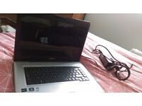 Toshiba laptop £35