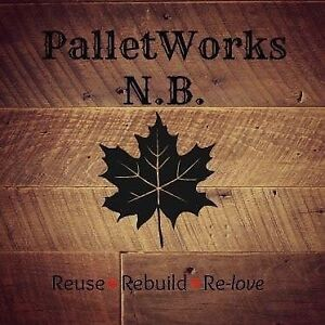 Pallet Furniture Creations