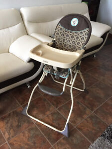 *Moving* Baby Feeding High Chair Only @ $ 65