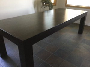 Solid Birch Dining Table