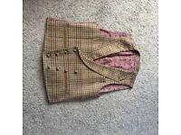 2 savile row waist coats