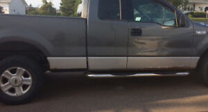 2004 Ford F-150 as is.