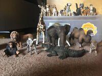 Schleich Toys (37 items)