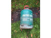 Calor Gas Cylinder for gas Bar-B-Q