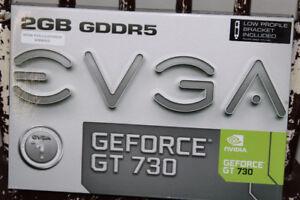 EVGA Geforce GT 730