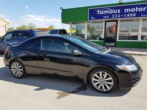 2010 Honda Civic Cpe Si, GREAT CONDITION/CLEAN TITLE/6 SPEED!