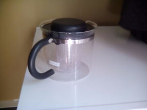 Bodum glass tea pot