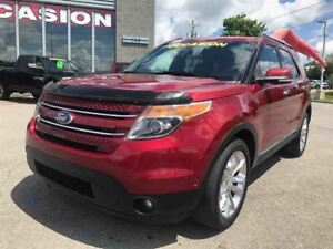 2014 Ford Explorer LIMITED TOIT PANORAMIQUE