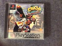 Crash bandicoot warped