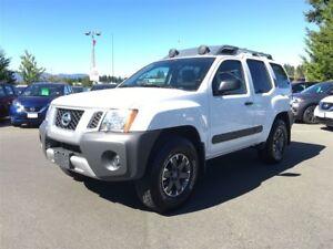 2015 Nissan Xterra -