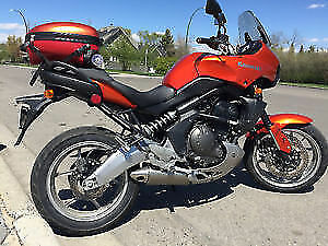 Kawasaki Versys 650 $3950.00 or trade for slide-in truck camper