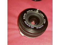 Zuiko 28mm f3.5