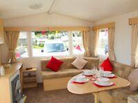 MANAGERS SPECIAL: Delta Santana, 2010, 3-Bedroom, Starter Caravan, Pendine Sands Holiday Park