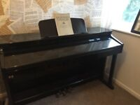 Diginova digital piano - £150