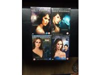 GHOST WHISPERER BOXSETS DVDS - 1 - 4 - BARGAIN ONLY £2 EACH
