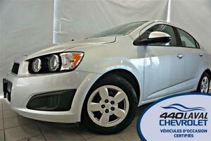 2012 Chevrolet Sonic ** 48 591 KM **