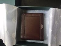 Mulberry 8 Card Wallet - Oxblood
