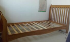 Kids Single Bed, Wooden