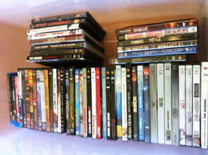 DVDs For Sale $1.00