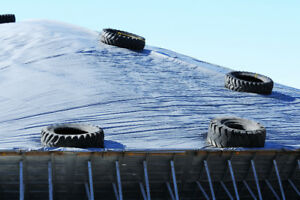 Silage Plastic - Silage Covers and Silage Film