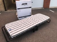 Brand new JayBe fold up bed