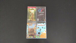PSP Games for Sale!
