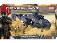 Meccano Gears Of War King Raven Construction Set