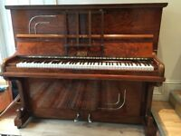 Beautiful Art Deco Piano by Berry of London, suitable for all grades.