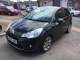 Citroen C3 1.4 Exclusive *** ONLY 44,000 MILES! *** 12 MONTHS WARRANTY!