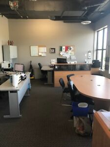 Office furniture in Portland Hills. MUST GO! We are moving!