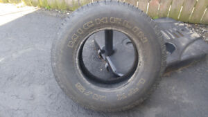 Michelin Tire (one tire only)