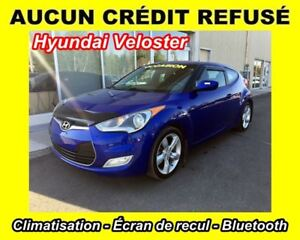 2013 Hyundai Veloster **AUCUN CRÉDIT REFUSÉ**