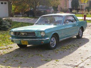 1966 Ford Mustang Coupe ***FRESH SAFTEY***