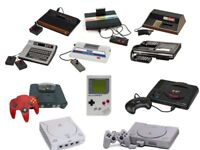 Retro gaming consoles and games wanted sega Nintendo etc