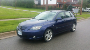 2005 Mazda 3 with New Emission and New Safety Test!!