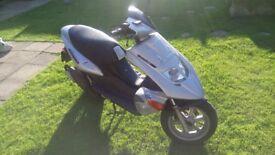 Benelli K2 100cc, Running