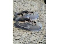Nike size 3 trainers as new