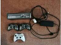 Xbox 360 Call of duty MW3 console 320GB Limited edition