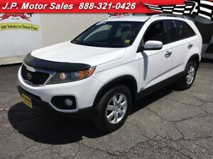 2011 Kia Sorento LX, Automatic, Heated Seats, Bluetooth, AWD