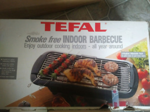 TFal smoke free indoor bbq